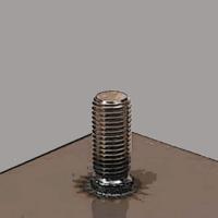 Sveisebolt / Isopinner