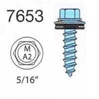SELVGJENGENDE SKRUE TYPE A SS 7653
