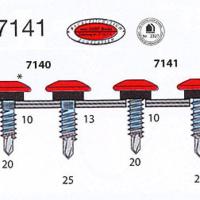 TOPEX UFO MAGIC SS SIDEOVERLAPP 7140/7141