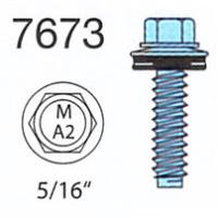 SELVGEJNGENDE SKRUE TYPE B SS 7673